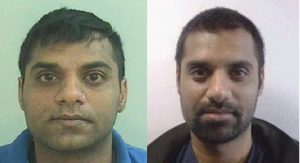 Obaid Islam - custody picture before prison and after