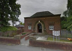 Penwortham Library stamped its final book on Friday 30 September Pic: Google