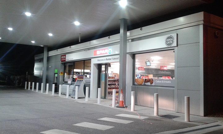 The SPAR store in Fulwood has opened in what was Co-Op