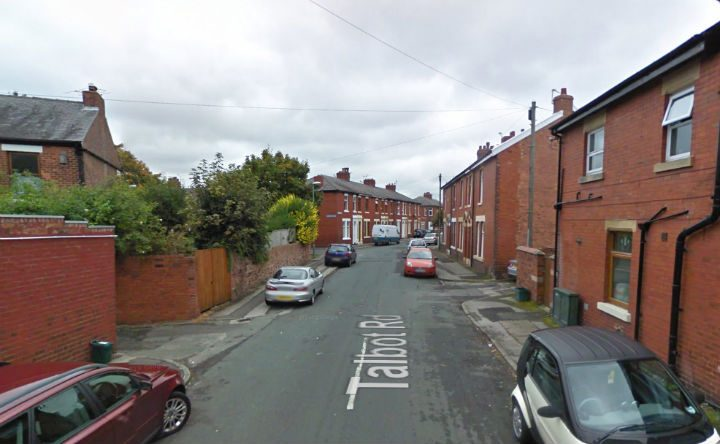 Talbot Road has seen vehicles targeted Pic: Google