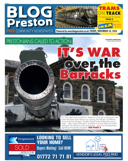 The fourth issue of Blog Preston community newspaper