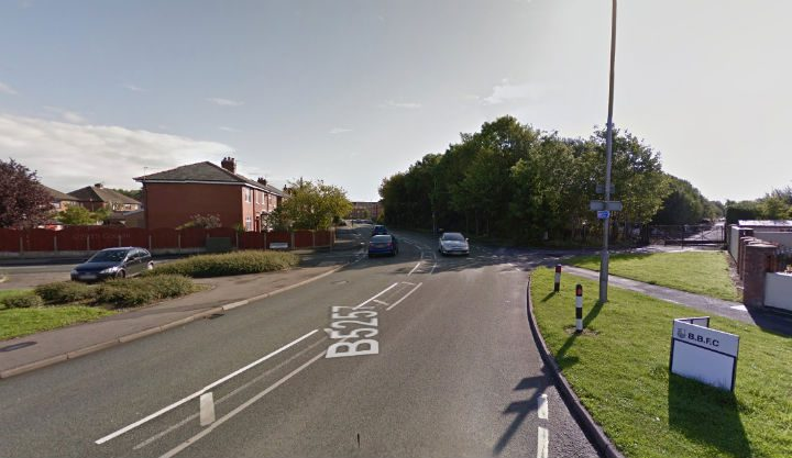 The junction of Brownedge Close and Brownedge Road Pic: Google