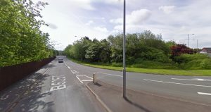 Brownedge Road was closed during Sunday morning and lunchtime Pic: Google