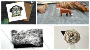 Some of the items you'll be able to discover at the Etsy Christmas Market