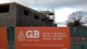 GB Energy Supply had been expanding