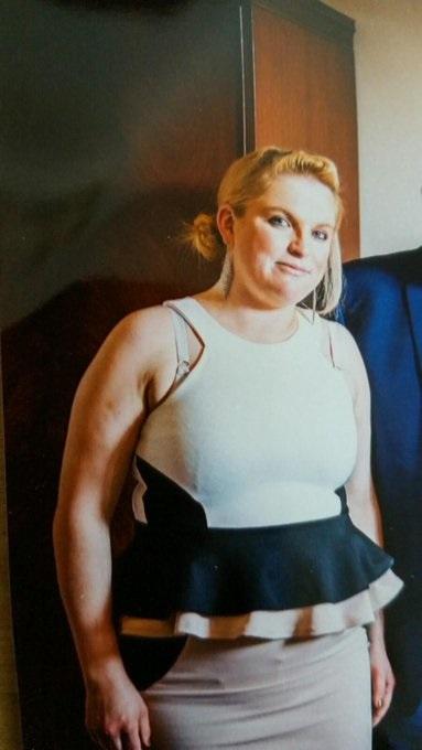 Katie Danson, from Longton, is missing