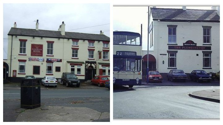 Pictures found of The Plungington Hotel so far