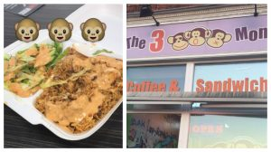 Three Monkeys has achieved 'cult status'