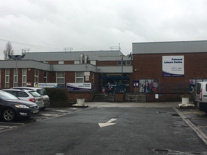 Fulwood Leisure Centre is likely to transfer out of council ownership