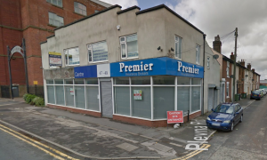 Premier Insurance has closed, and a property developer has bought it up Pic: Google