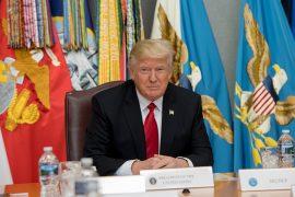 Donald Trump Pic: Secretary of Defense, USA