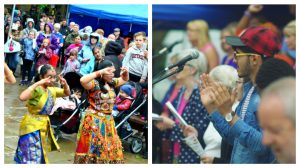 The Mini Mela was a success meaning a larger Mela can be planned