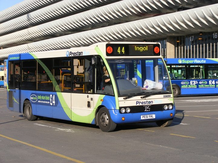 Ingol's 44 service is to see a route change Pic: emdjt42