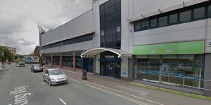 Jobcentre Plus is located on the Ringway Pic: Google