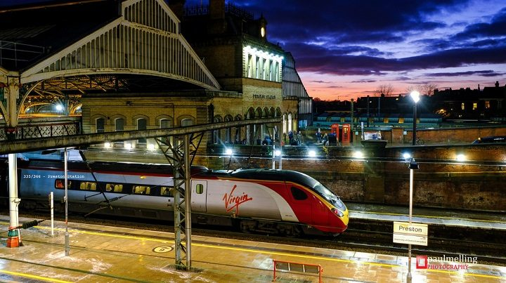 Preston Railway Station Pic: Paul Melling