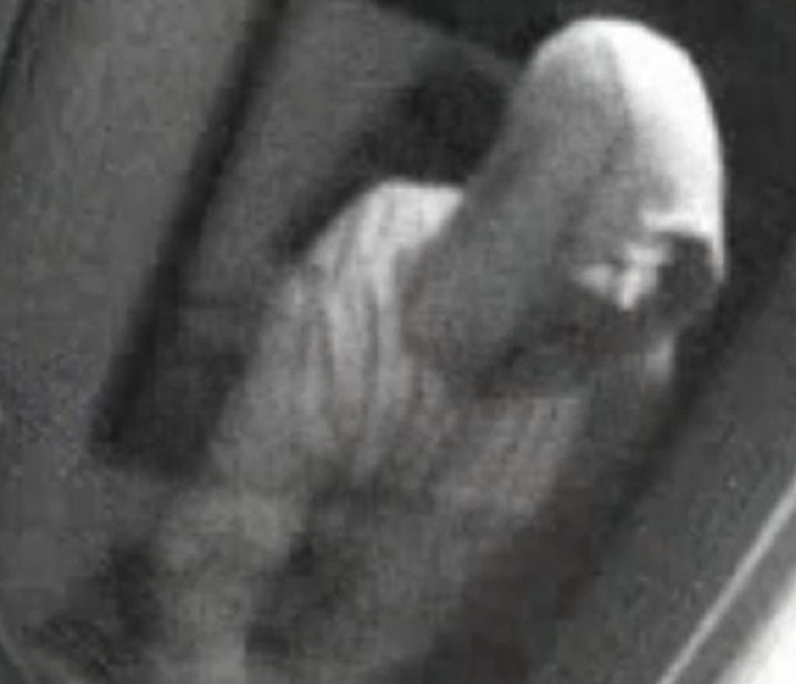 Police want to speak to this man following the robbery