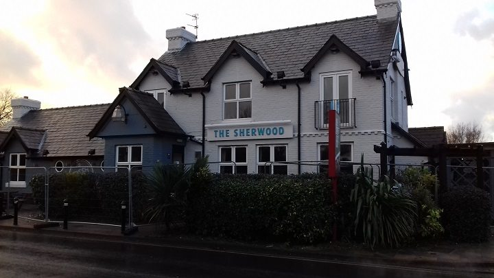 The Sherwood is due to reopen on Thursday