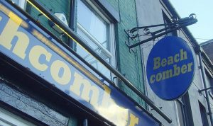 Beachcomber bar where the incident happened