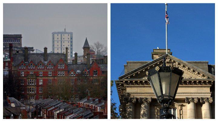 County Hall or Town Hall?