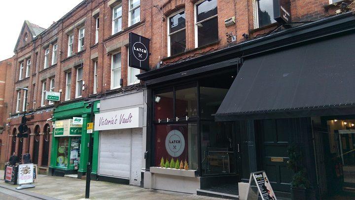 Latch Bar in Guildhall Street