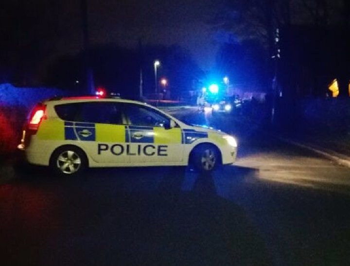 South Ribble Police have closed a section of Lonymeaneygate in both directions Pic: Lancashire Police