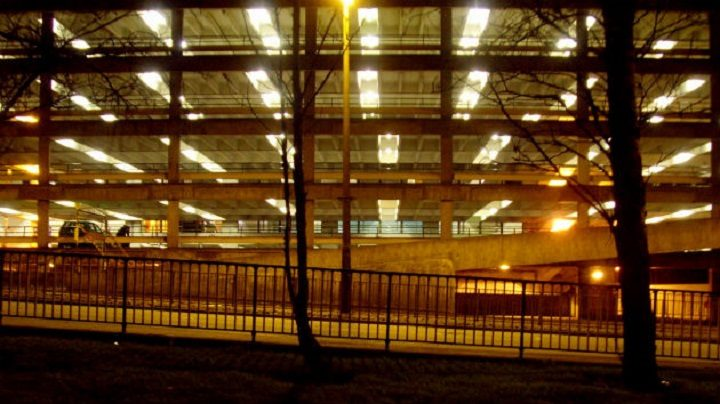 Market Hall car park