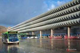 A Preston Bus service leaving the Bus Station Pic: Paul Melling