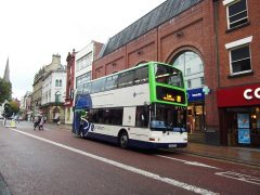Service 89 in Fishergate picking up passengers Pic: Best Bus Around