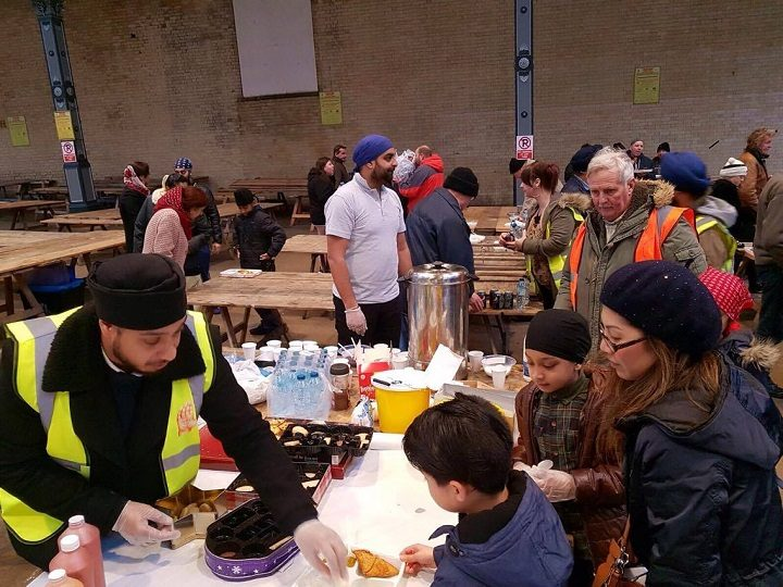 Soup Kitchen Southall