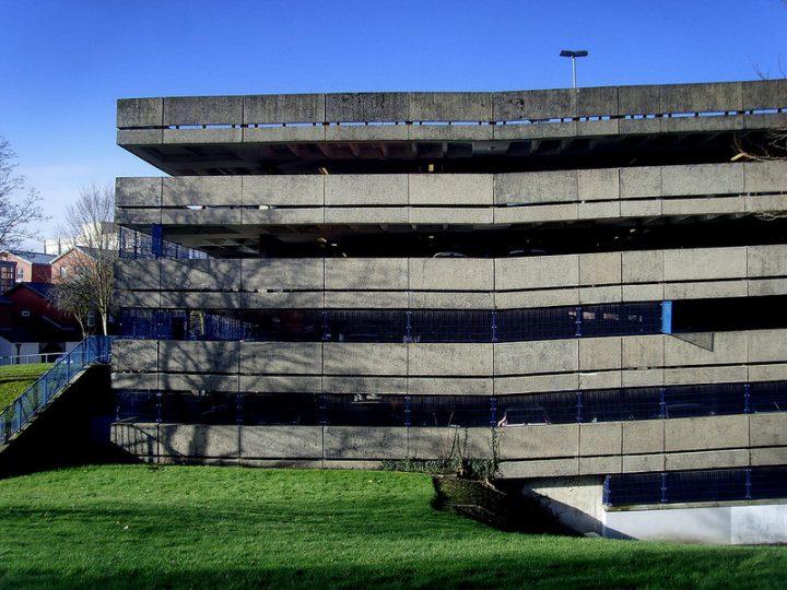 Avenham car park Pic: Tony Worrall