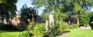 St Ignatius Square Pic: George D Thompson