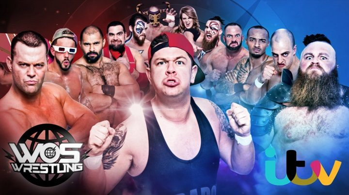 World of Sport Wrestling comes to ITV