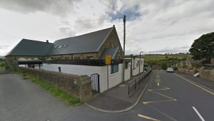 St John's Primary School in Baxenden Pic: Google