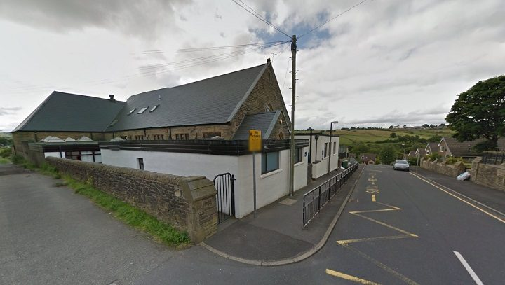 St John's Primary School in Baxenden Pic: Google