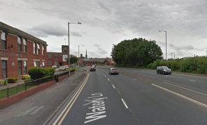 Watery Lane where the crash happened Pic: Google