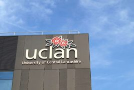 A UCLan building Pic: Tony Worrall