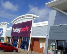 Hobbycraft is one of the shops taking part in the event Pic: Tony Worrall