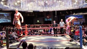 A previous PCW bout at Evoque