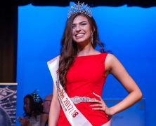 Niamh Taylor is this year's Miss Preston