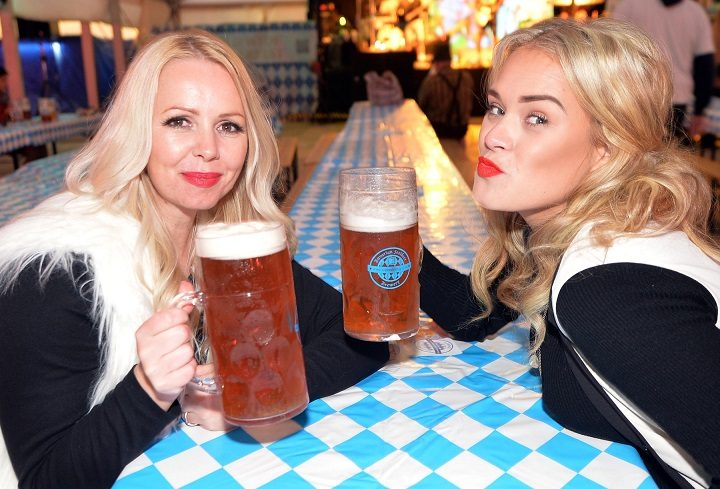 Oktoberfest's are becoming increasingly popular across the UK Pic: Oktoberfest Birmingham