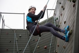 Scouts take on a range of activities