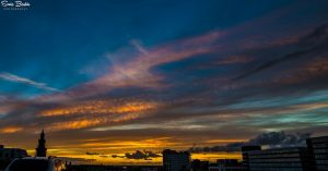 A Preston sunset Pic: Sonia Bashir
