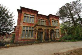 Whittingham buildings now...