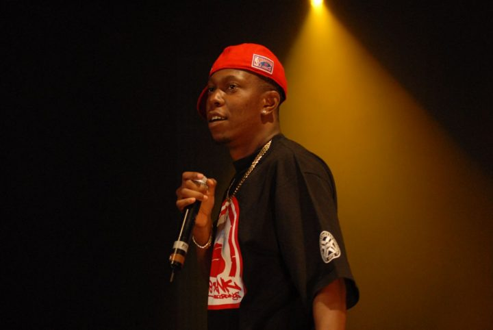 For some reason Dizzee Rascal played Preston a lot in a short space of time