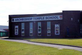Archbishop Temple School is hosting the run