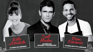 Here's who is coming to Let's Cook Live