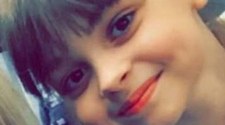 Saffie Rose died in the Manchester terror attack