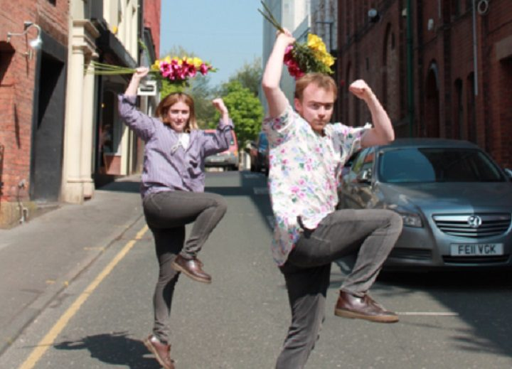 Knees up - Prestonians are being urged to join the Morris Dancing in Morrissey style