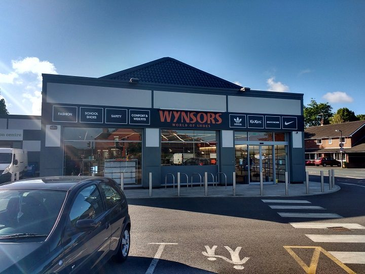 Wynsors World of Shoes is opening in Blackpool Road