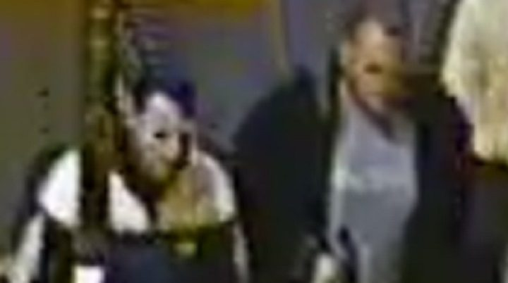 Close up of men pictured in CCTV images released by police